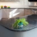 Blue Pearl Granite worktop kitchen