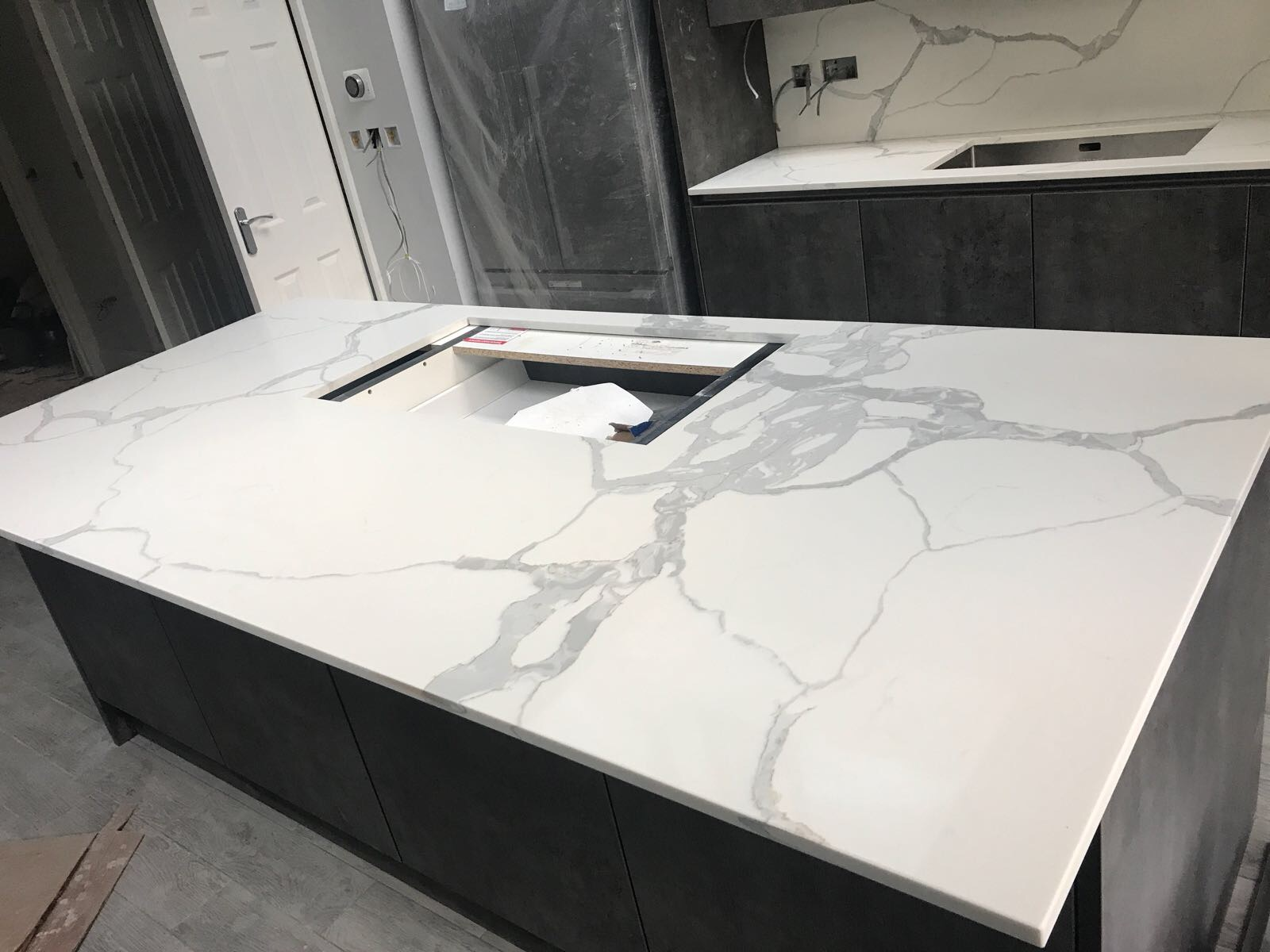 Calacatta Quartz Stone Culture