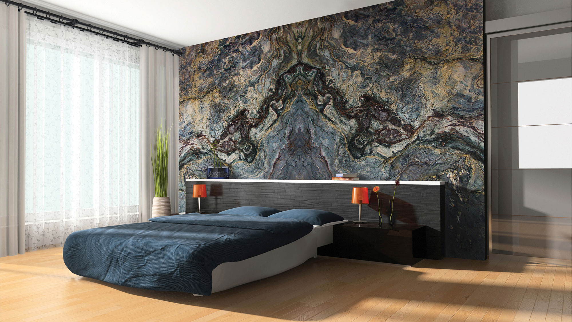 Granite Bedroom Panels