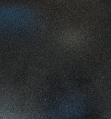 Honed Black Granite Sample
