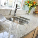 Kashmir White Granite Sink
