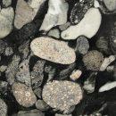 Stone Culture Nero Marinace closeup