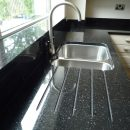 Stone Culture Star Galaxy Granite sink