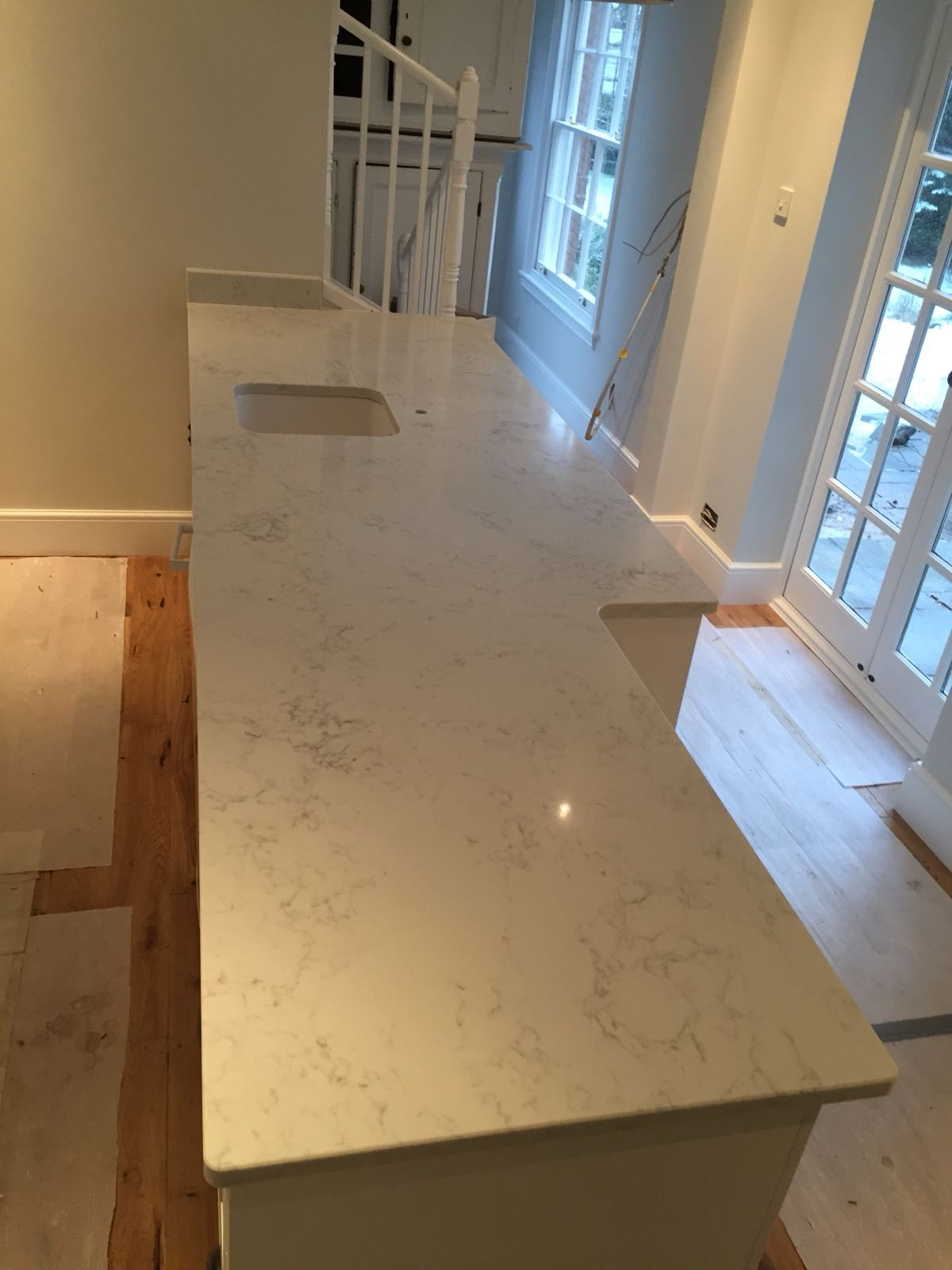 Crl Quartz Verona Available At Stone Culture Birmingham